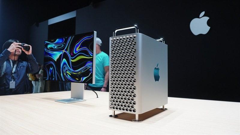 Apple ra mắt Mac Pro với thiết kế hoàn toàn mới, giá khởi điểm từ 140 triệu đồng