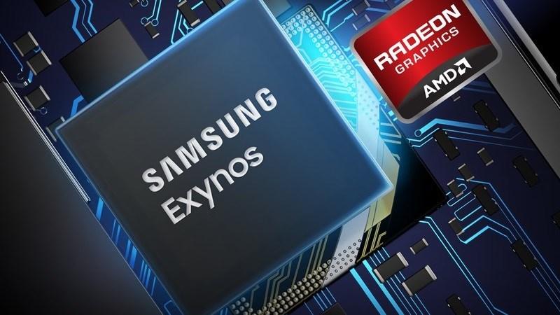 Samsung và AMD hợp tác trong mảng công nghệ đồ họa di động hiệu năng cao