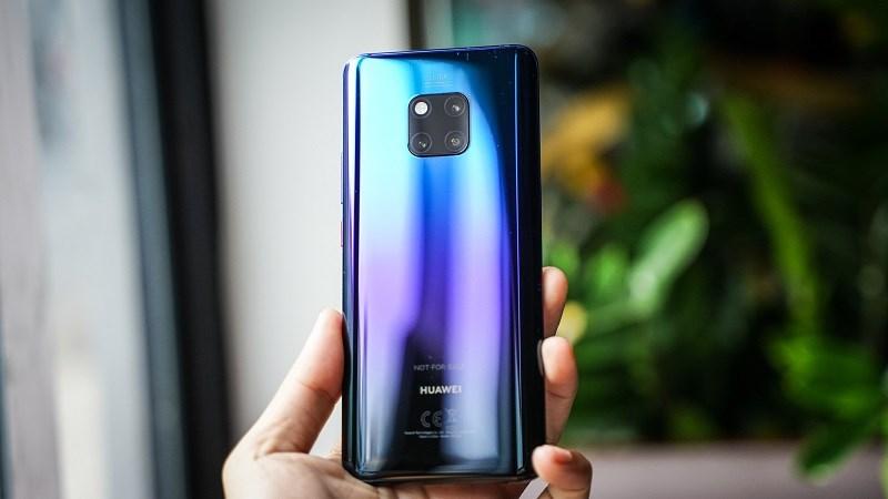 Huawei Mate 20 và Mate 20 Pro đồng loạt giảm giá tiền triệu