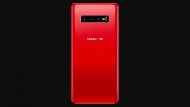 Galaxy Red