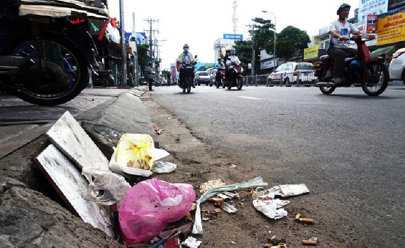 Chính thói quen này của người Việt làm tình trạng ngập nước nặng hơn