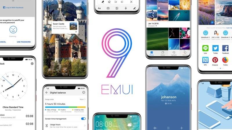 EMUI 9 đạt 80 triệu thiết bị, dự kiến tăng 100 triệu vào cuối tháng này
