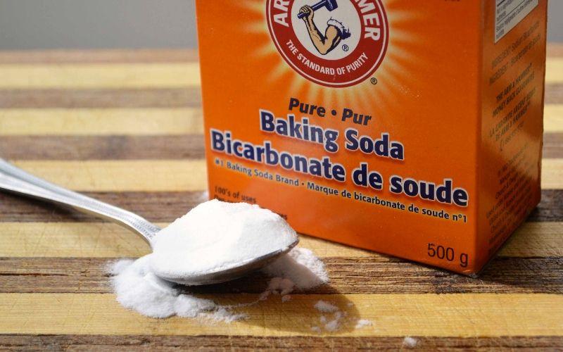 Đánh bay vết thâm vùng da dưới cánh tay tại nhà chỉ với baking soda