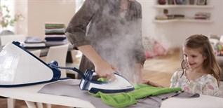 Cách sử dụng và bảo quản bàn ủi hơi nước đúng cách