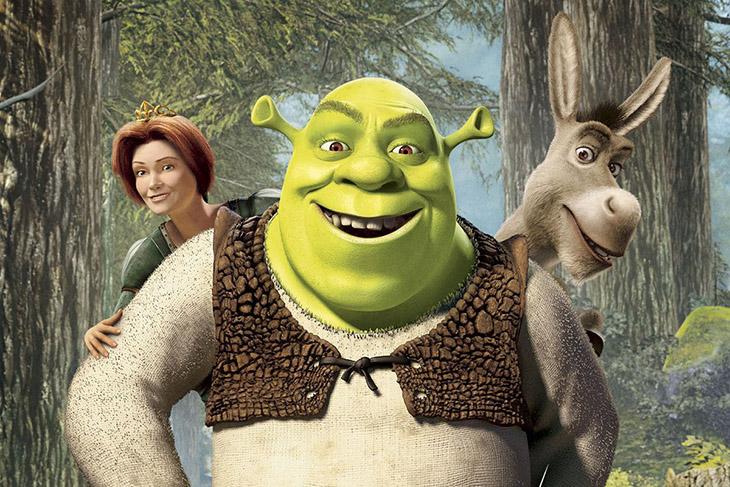 Shrek - Gã chằn tinh đáng yêu