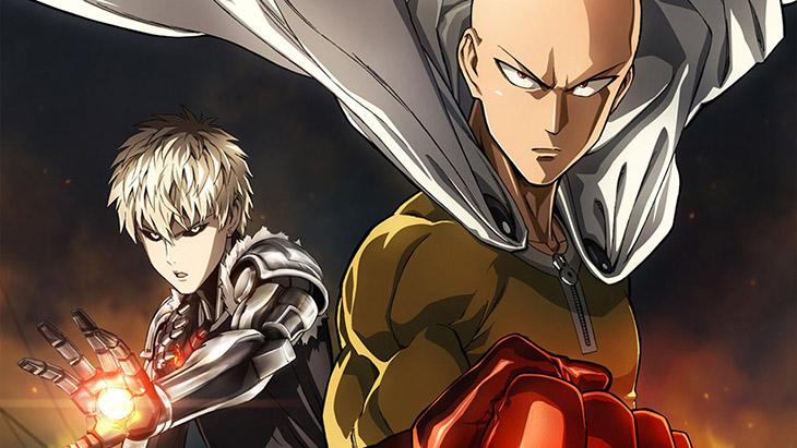 One-Punch Man - Thánh phồng tôm