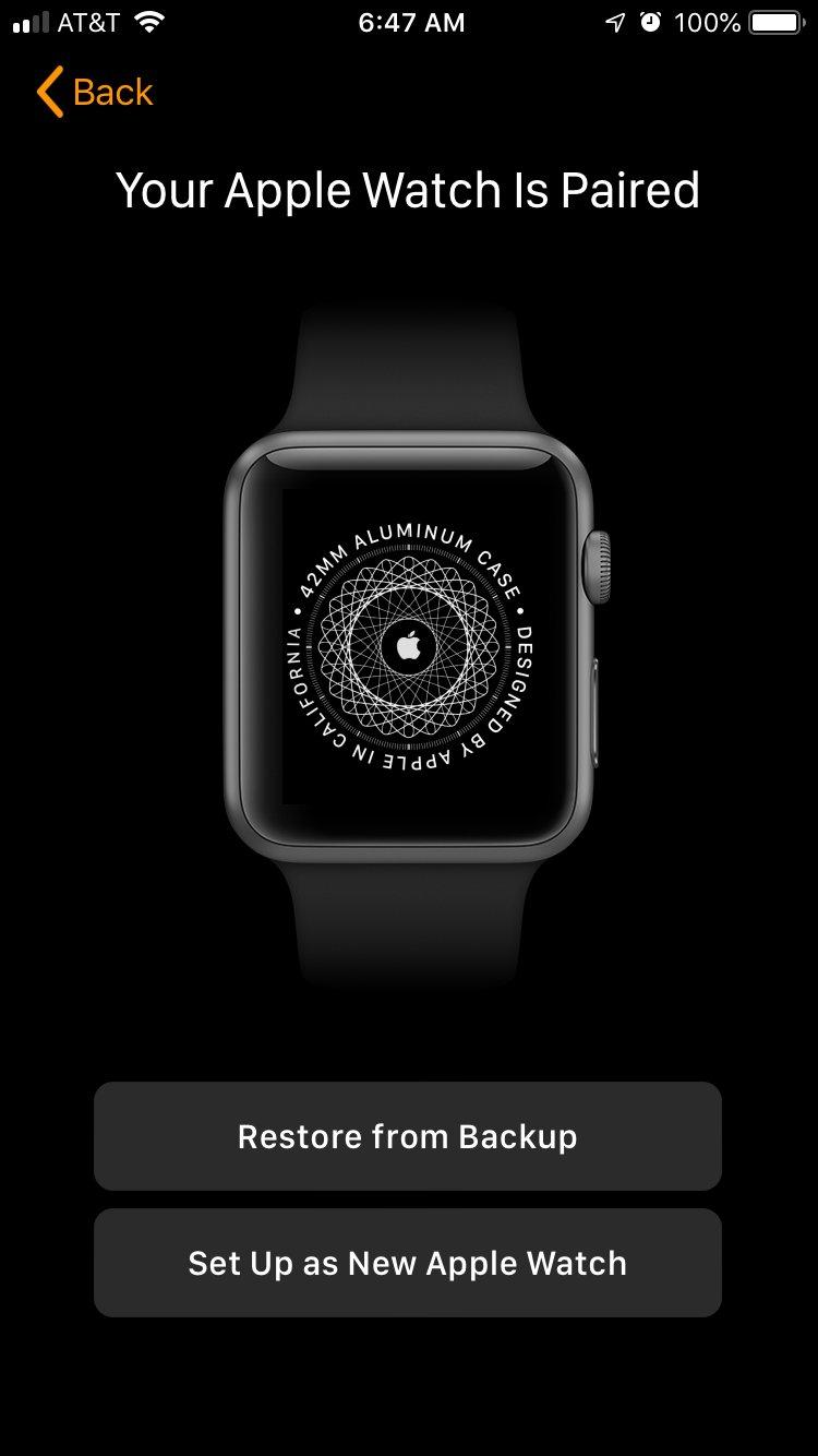 Đồng hồ đã được ghép nối