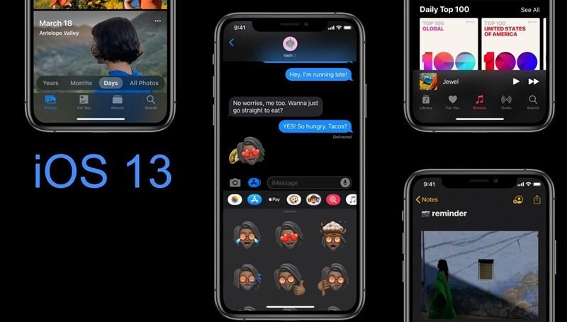 iOS 13 có phải là bản cập nhật đáng giá cho iPhone không? iPad thì sao?