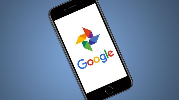 Google Photos trên iOS