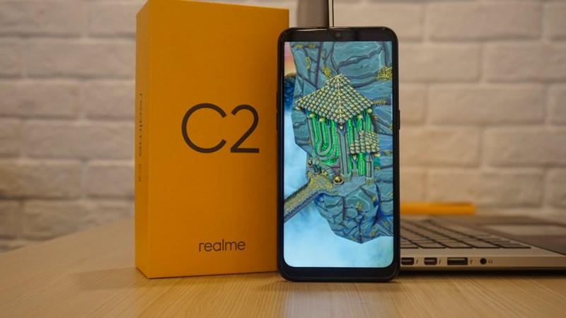 Realme C2 có thêm bản RAM 3GB, sắp có flash sale giảm giá sốc