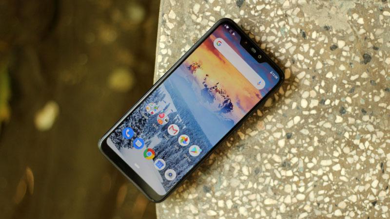 Trên tay ASUS Zenfone Max M2