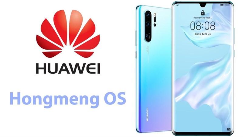 Huawei Hong Meng OS