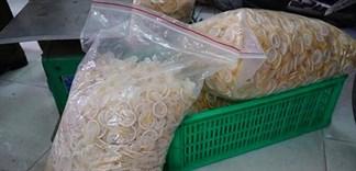 Nguy hại từ việc sử dụng bao cao su giả và gel bôi trơn trộn hoá chất