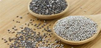 Cách uống hạt chia giảm cân cực chuẩn, tạm biệt mỡ bụng đáng ghét