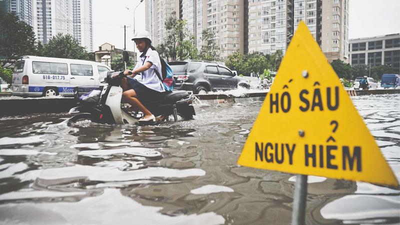 Những lưu ý khi tham gia giao thông mùa mưa để không gặp các tai nạn đáng tiếc