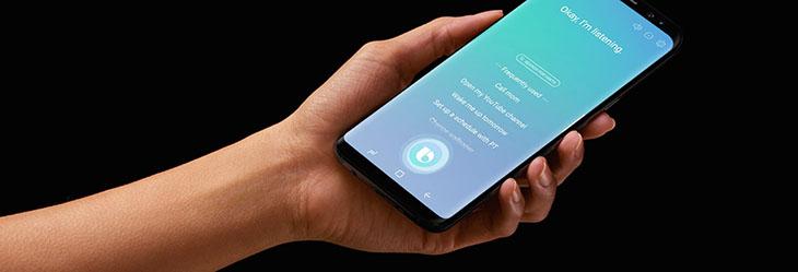 Cách sử dụng Samsung Bixby