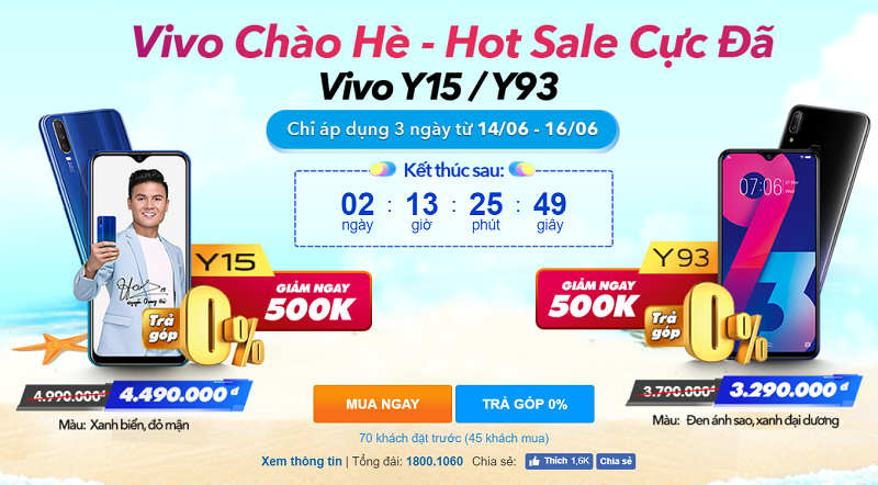 Hot Sale Vivo