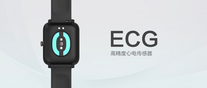 Amazfit Health Watch có ECG