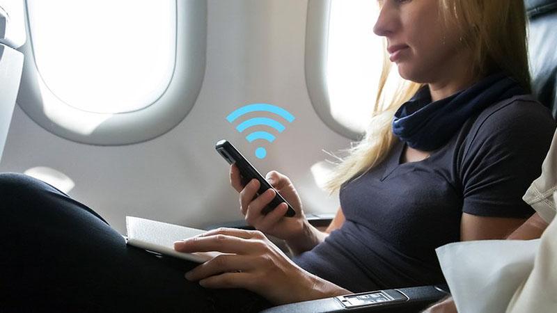 truy cập wifi