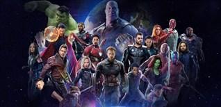 Danh sách phim Marvel xem theo thứ tự chuẩn nhất từ đầu đến kết