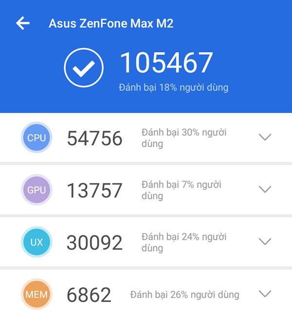 Đánh giá hiệu năng ASUS ZenFone Max M2: Hài lòng với chip Snapdragon 632 - ảnh 1