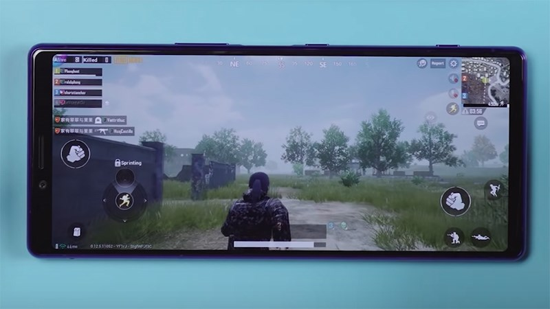 Sony Xperia 1 có thời lượng pin không mấy ấn tượng so với các đối thủ - ảnh 1