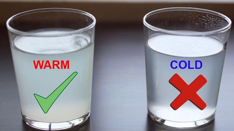 Cứ uống nước lạnh sau bữa ăn, bệnh tật sẽ mau chóng tìm đến bạn