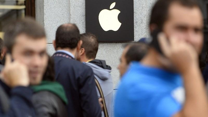 Apple đánh mất thị phần iPhone tại châu Âu, Trung Đông và châu Phi - ảnh 1