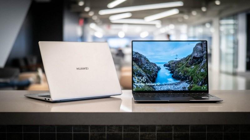 Mảng PC của Huawei vẫn hoạt động bình thường, tháng 7 ra laptop mới