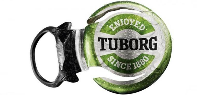 Tuborg - Bia nắp giật đỉnh cao chu du hơn 70 quốc gia trên thế giới