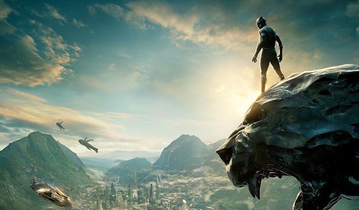 Black Panther - Chiến binh báo đen