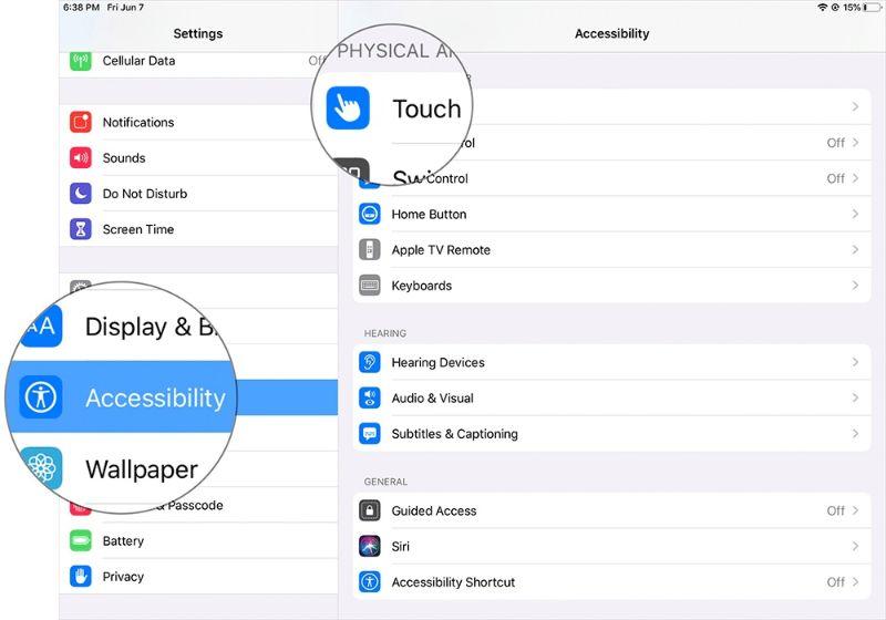 Mẹo sử dụng chuột trên iPad hữu ích cho công việc và giải trí - ảnh 3