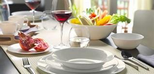 Thuỷ tinh trắng dùng cho chén đĩa là gì? Có gì nổi trội so với thuỷ tinh thường?