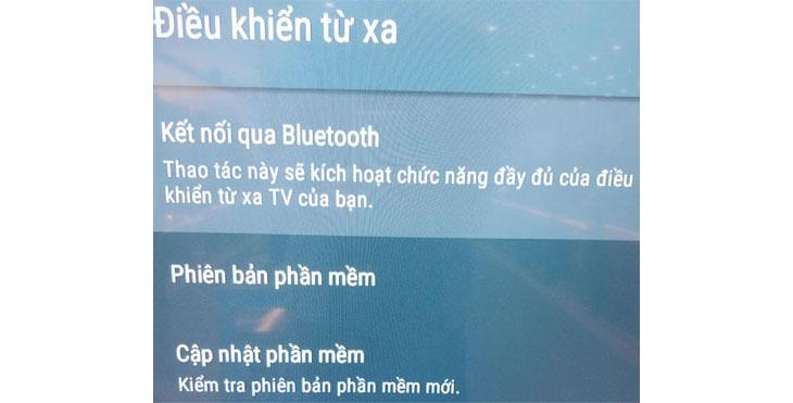 Kết nối qua Bluetooth