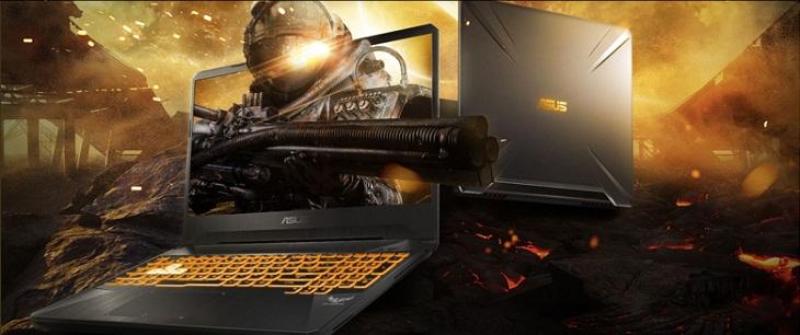 Laptop chuyên game Asus
