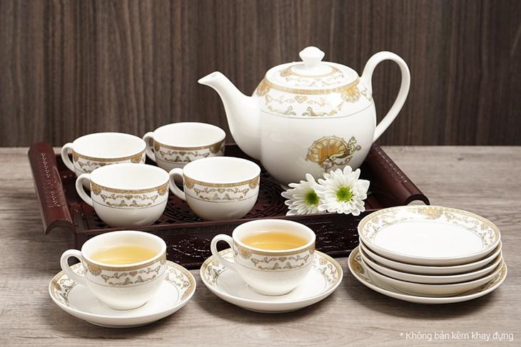 Chọn mua bộ ấm trà đẹp, sang, tốt, phù hợp với nhu cầu