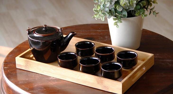 Chọn mua bộ ấm trà có màu sắc hợp phong thủy