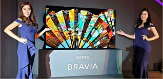 """Tivi Sony đoạt giải """"King of TV"""", đánh dấu một lần nữa vượt mặt LG"""