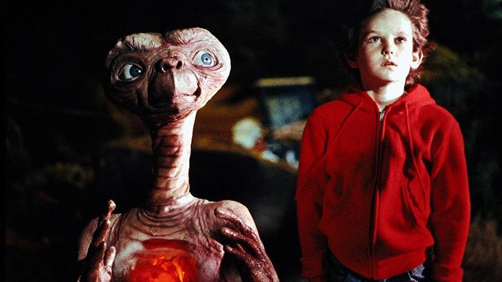 Cậu bé ngoài hành tinh - E.T. the Extra-Terrestrial