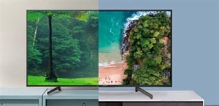 So sánh Smart Tivi Sony X7000G và Android Tivi X8000G, nên chọn dòng nào?