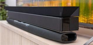 4 lí do nên chọn mua loa soundbar cùng với tivi