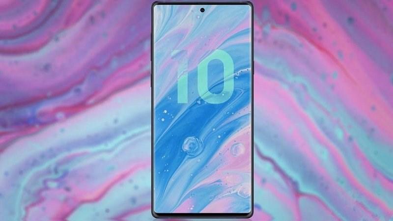 Samsung Galaxy Note 10 sẽ có công nghệ Sound on Display