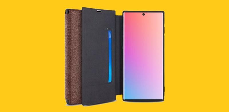 Bao da Galaxy Note 10 Pro