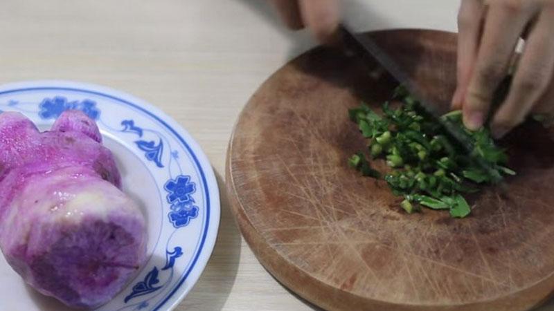 Cách nấu canh khoai mỡ thịt bằm bao ngon, bao ăn