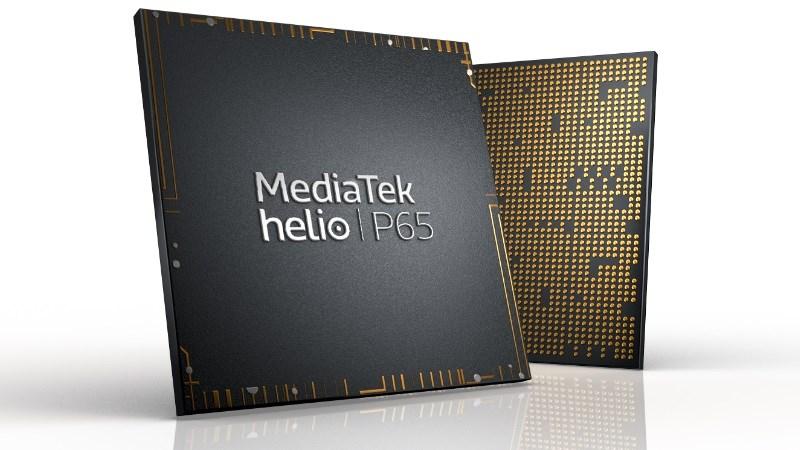 MediaTek ra mắt chip Helio P65, nâng cấp khả năng chơi game và chụp ảnh