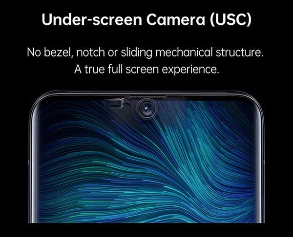 Ảnh trên tay smartphone OPPO có camera dưới màn hình - ảnh 9