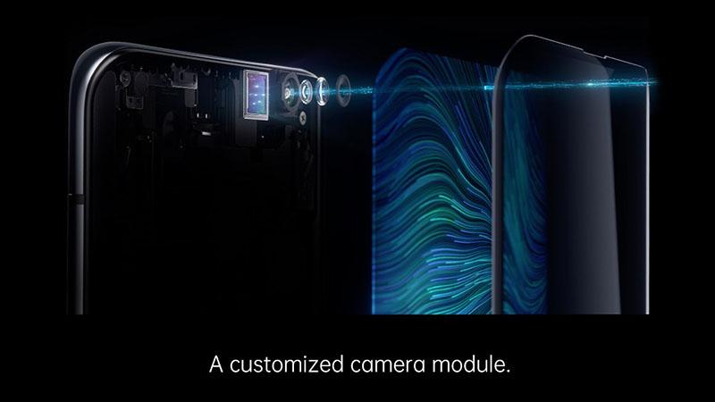 Ảnh trên tay smartphone OPPO có camera dưới màn hình - ảnh 10
