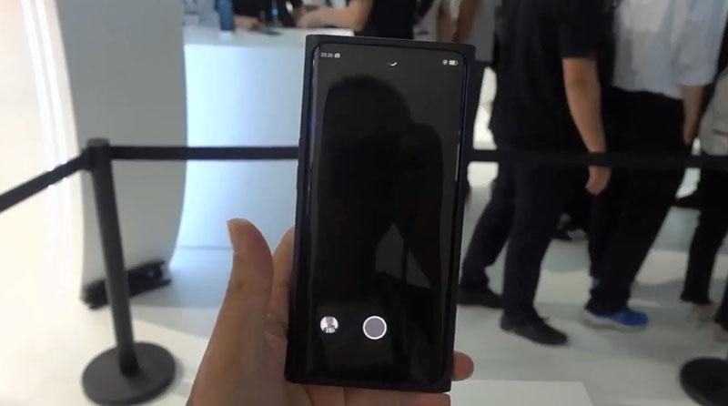 Ảnh trên tay smartphone OPPO có camera dưới màn hình - ảnh 8
