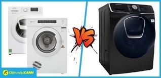Nên mua máy giặt sấy hay máy sấy quần áo riêng? Cái nào lợi hơn?