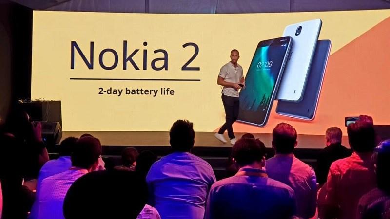 Nokia 2 sẽ không được cập nhật Android Pie